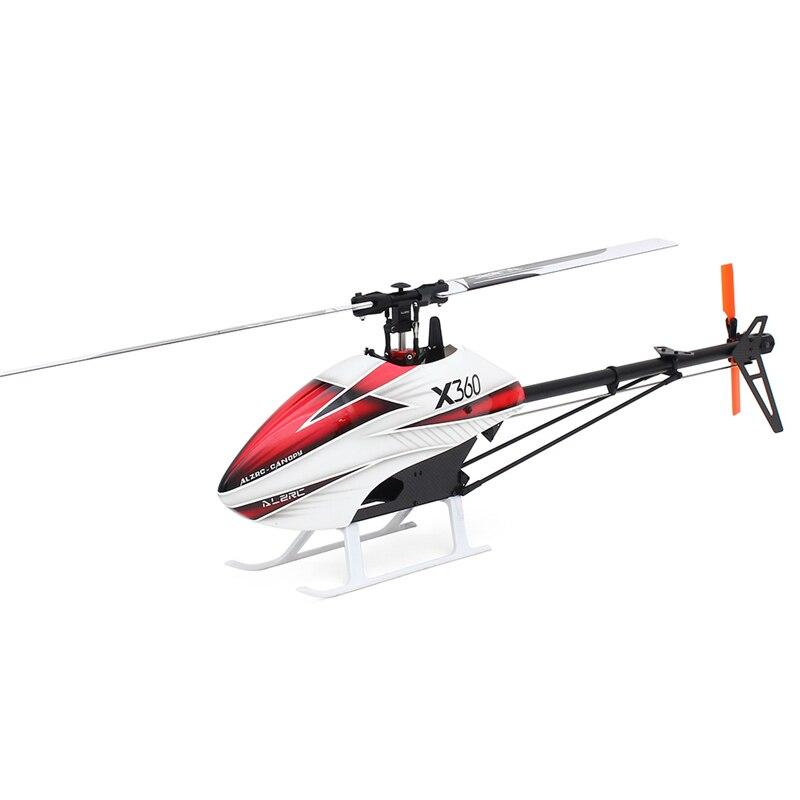 Topacc 2019 New Arrival ALZRC X360 szybko FBL 6CH 3D latające aktualizacji RC helikopter zestaw dla dzieci zabawki dla dzieci zabawki dla dzieci prezenty w Części i akcesoria od Zabawki i hobby na  Grupa 3