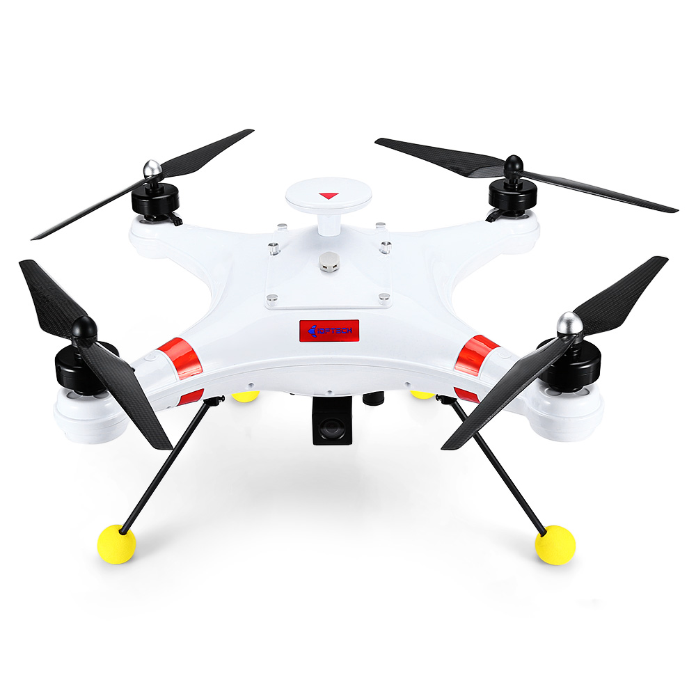 New Top Quality RC Fishing Drone RTF 5.8G FPV 7 Inch Monitor IP67 Waterproof 10 Channels Outdoor RTF Quadcopter Large Size