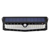ARILUX LED Solar Power PIR Motion Sensor Wall Light 79 LED Outdoor Waterproof Energy Saving Street Lamp 4 Modes USB Security Lam