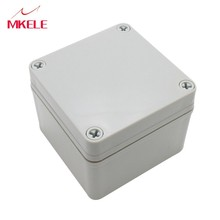 100*100*75 Mm M3 Waterproof  Aluminium Behuizing Elektronische Aluminium Box Waterdichte Plastic Outdoor Junction Box free shipping 1piece lot top quality 100% aluminium material waterproof ip67 standard aluminium box for electronic 111 64 37mm