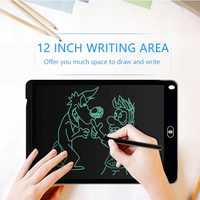 12 zoll LCD Schreiben Tablet Digitale Zeichnung Tablet Handschrift Pads Tragbare Elektronische Tablet Bord mit Stylus Stift