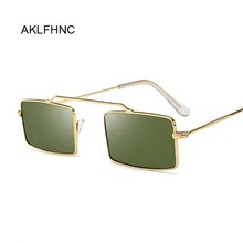 Hot Sell Square Sunglasses Women Shades Retro Classic Vintag
