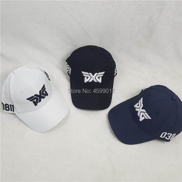 7c9b31bc5e7 Golf hat PXG golf cap Baseball cap Outdoor hat new sunscreen shade sport golf  hat Free shipping