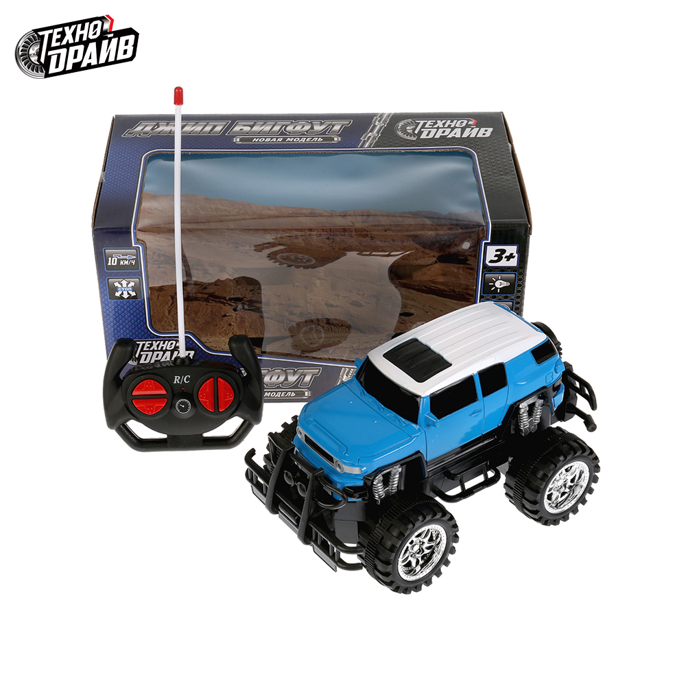 RC Cars TECHNODRIVE 270402 Remote Control Toys radio-controlled toy games children Kids car play B1658456-R high speed remote control rc rock crawler car toy 10428 b rc climbing car brushed electric car toy with led light best gift toy