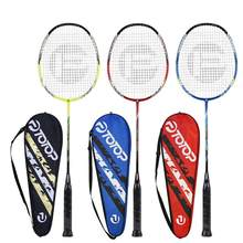 Pro Badminton Part Carbon Aluminium Full Racket Badminton Accessory Racket Training Racket Professional Sports Equipment(China)