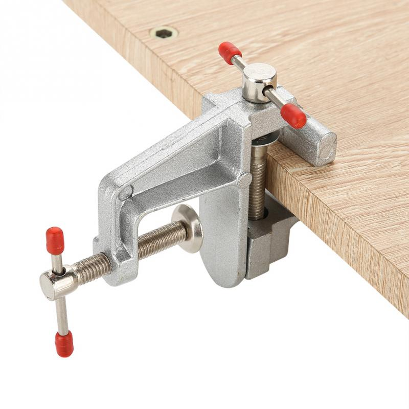 Pleasant Us 4 41 27 Off New Mini Alloy Aluminum Miniature Small Jewelers Hobby Clamp On Table Bench Vise Tool Vice Portable Professional Diy Hand Tools In Andrewgaddart Wooden Chair Designs For Living Room Andrewgaddartcom