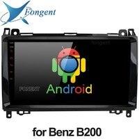 Ips Android 9,0 блок DVD Радио стерео плеер для Mercedes Benz Sprinter A B класс B200 Vito Viano W906 W469 W245 W169 gps радио