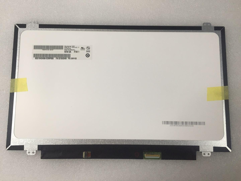 B140HAK01.0 with Touch for ThinkPad T470 FHD IPS Lcd screen 00NY420 00NY421