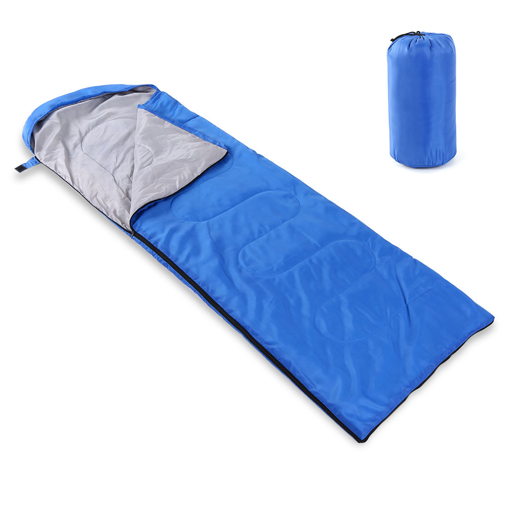 Us 17 68 34 Off Winter Sleeping Bag Outdoor Water Repellent Ultra Light Packable Backang For Spring Autumn In