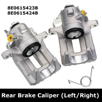 Rear Left/Right Brake Caliper 8E0615423B 8E0615424B For VW Passat 3B5 For Audi A4 A6