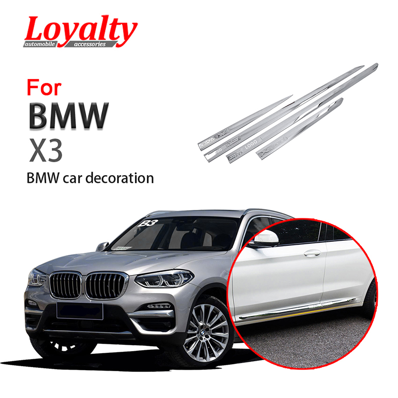 Loyalty For BMW X3 2018 2019 Exterior Side Door Body