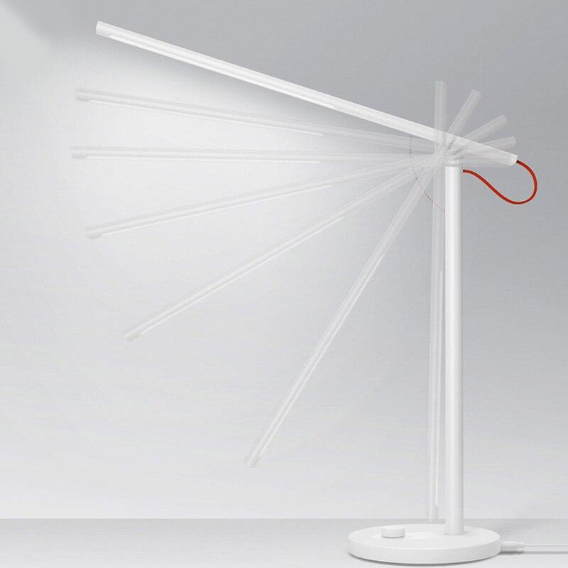 Xiaomi mi jia mi Smart LED Schreibtisch Lampe Tisch Lampe Dim mi ng Lesen Licht WiFi Aktiviert Arbeit xiaomi Nacht schreibtisch Licht