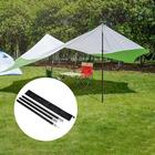 Adjustable Support Pole Aluminum Rod Outdoor Sunshelter Support Rods Tent Awning Sticks Canopy Frames Kit Tents Camping Picnic