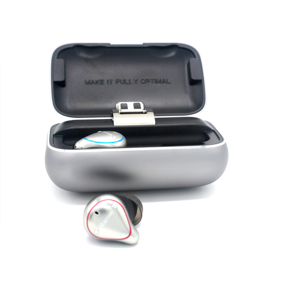 Bluetooth 5.0 True Wireless Earbuds Waterproof In-Ear Earphone Sport 3D Stereo Sound With Charging Box For Phone