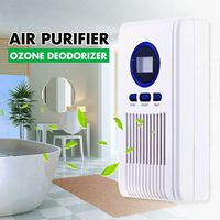 Home Air Purifier Air Ozonizer Deodorizer Ozone Ionizer Generator Sterilization Germicidal Filter Disinfection Cleaning Room
