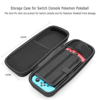 PU Carrying Gaming Storage Bag Hard Shell Pouch Waterproof Portable Case for Nintend Switch Console Gamepad Container Cover Case