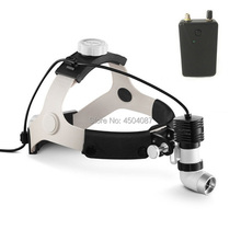 High Power Medical Headlight 5W LED Headlamp Dental Surgical Adjustable Brightness Paper Box