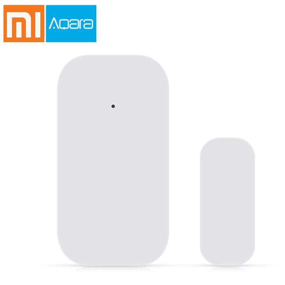 Original Aqara Smart Window Door Sensor Intelligent Home Security Equipment With Zigbee Wireless Connection Mi Home App Control