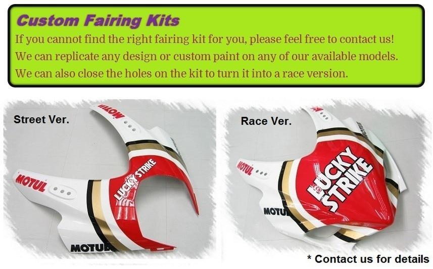 Инъекции Обтекатели для Honda CBR600RR F5 03 04 2003 2004 Sportbike мотоциклетный обтекатель abs комплект кузов капот белый красные, черные