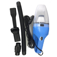 Household Merchandises black high power dry wet dual purpose vacuum cleaner