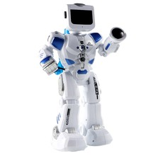 High Recommend 1 Pcs Intelligent Remote Control Toy Hydro-Electric Hybrid Power Smart Robot Toy For Children Hot Sale