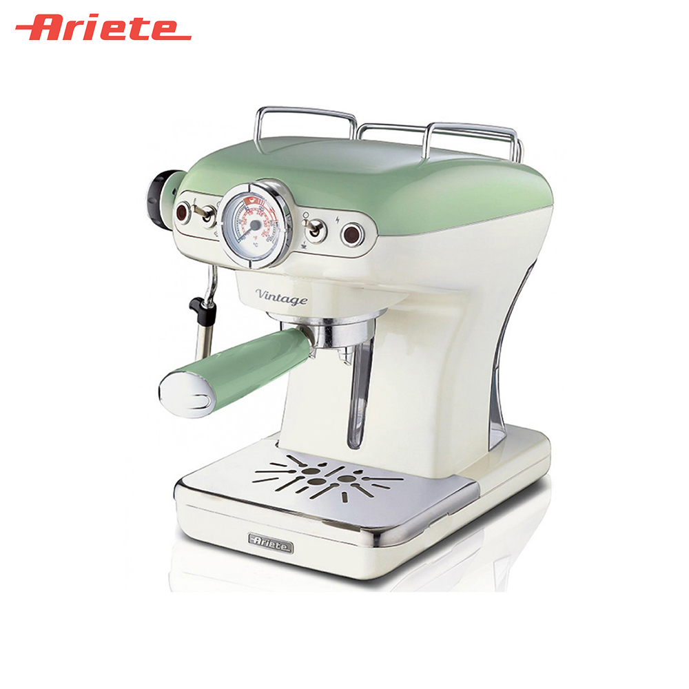 Coffee Makers Ariete 8003705113930 Home Appliances Kitchen Appliances maker machine capucino espresso late eco friendly convenience automatic yogurt maker machine 15w 1l