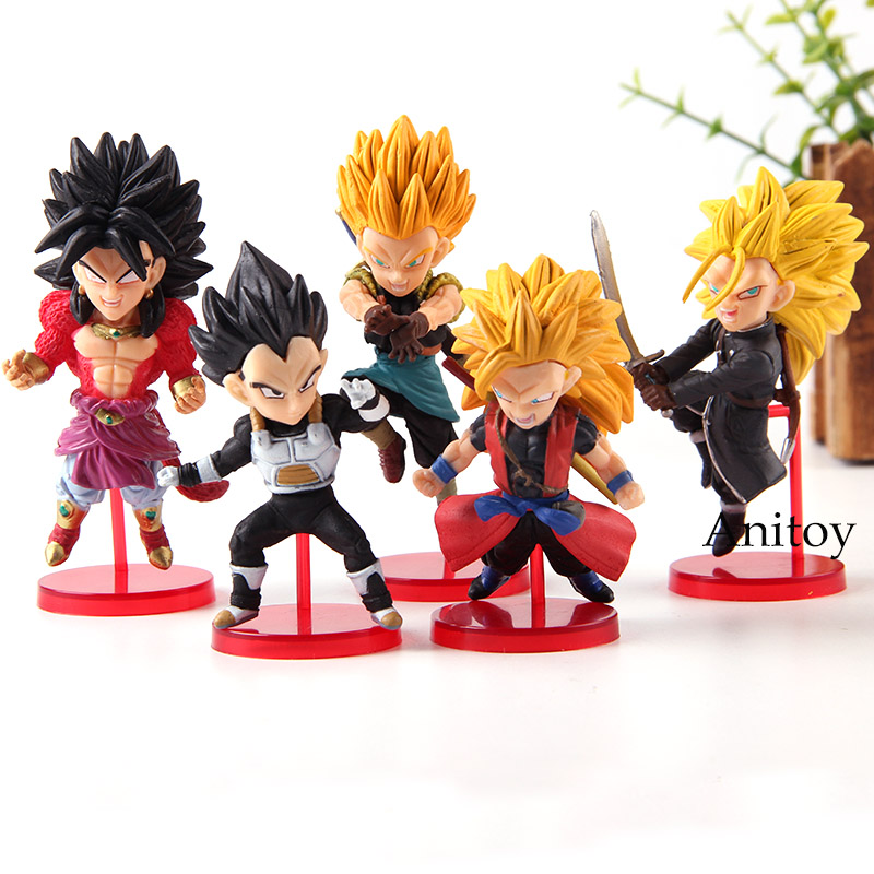 Movie Dragon Ball Super World Collectable Figure WCF Vol.3 BROLY Child Japan
