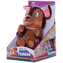 Интерактивная игрушка IMC Toys Щенок, коричневый