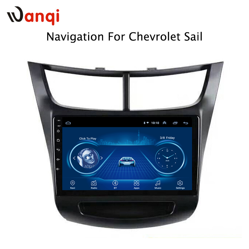 9 inch Android 8.1 full touch screen car multimedia system for Chevrolet Sail 2015-2018 car gps radio navigation9 inch Android 8.1 full touch screen car multimedia system for Chevrolet Sail 2015-2018 car gps radio navigation