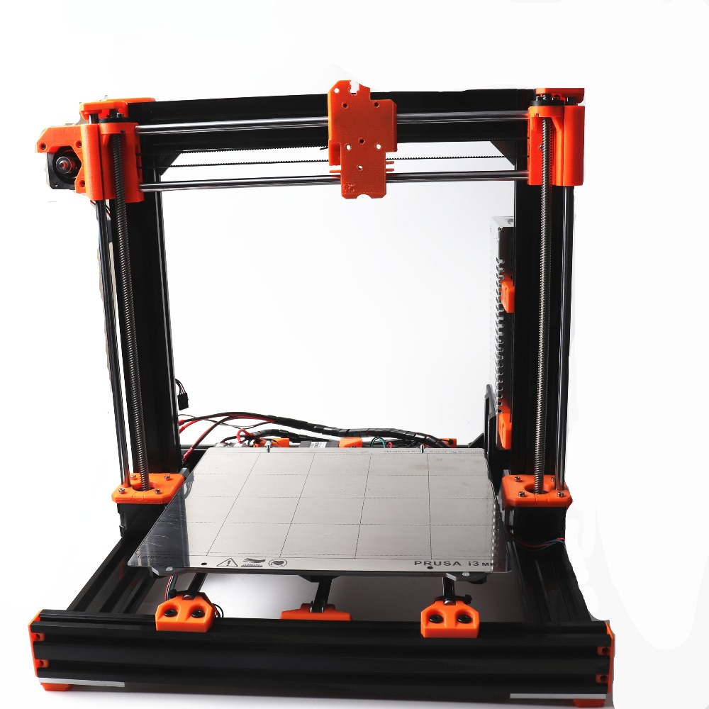 DIY Prusa i3 MK3 Bear Upgrade 2040 V SLOT aluminum profiles rods Power panic PSU Motors