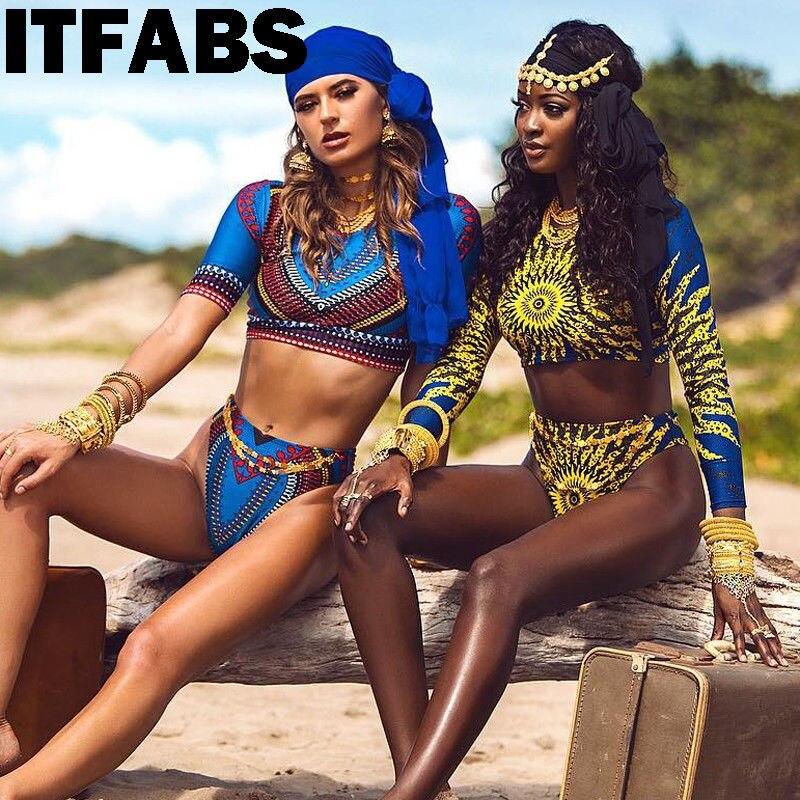 GLANE Women Push-up Padded Bra Bandage Two Piece Swimming Bikini Set Swimsuit Hot Swimwear Bathing USA Lady Beachwear Russia