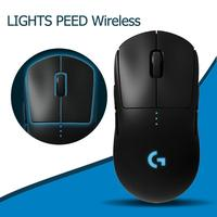 Logitech G PRO Wireless Gaming Mouse RGB Dual Mode 16000 DPI Sensor LIGHTSPEED Laser Gamer Mouse For Windows 7/8/10, MacOS 10.1