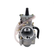24mm PWK Carburetor with power jet for Racing Motorcycle 2 Stroke 50cc to 100cc цена