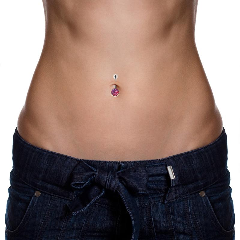 Amazing belly button rings