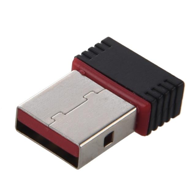 Mini USB WiFi Không Dây Mạng 802.11n 150 M