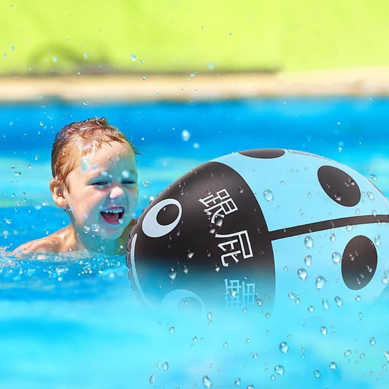 Cute Insect Shape Swimming Floating Ball Safety Swimming Ring Portable Swinm Pool Accessories