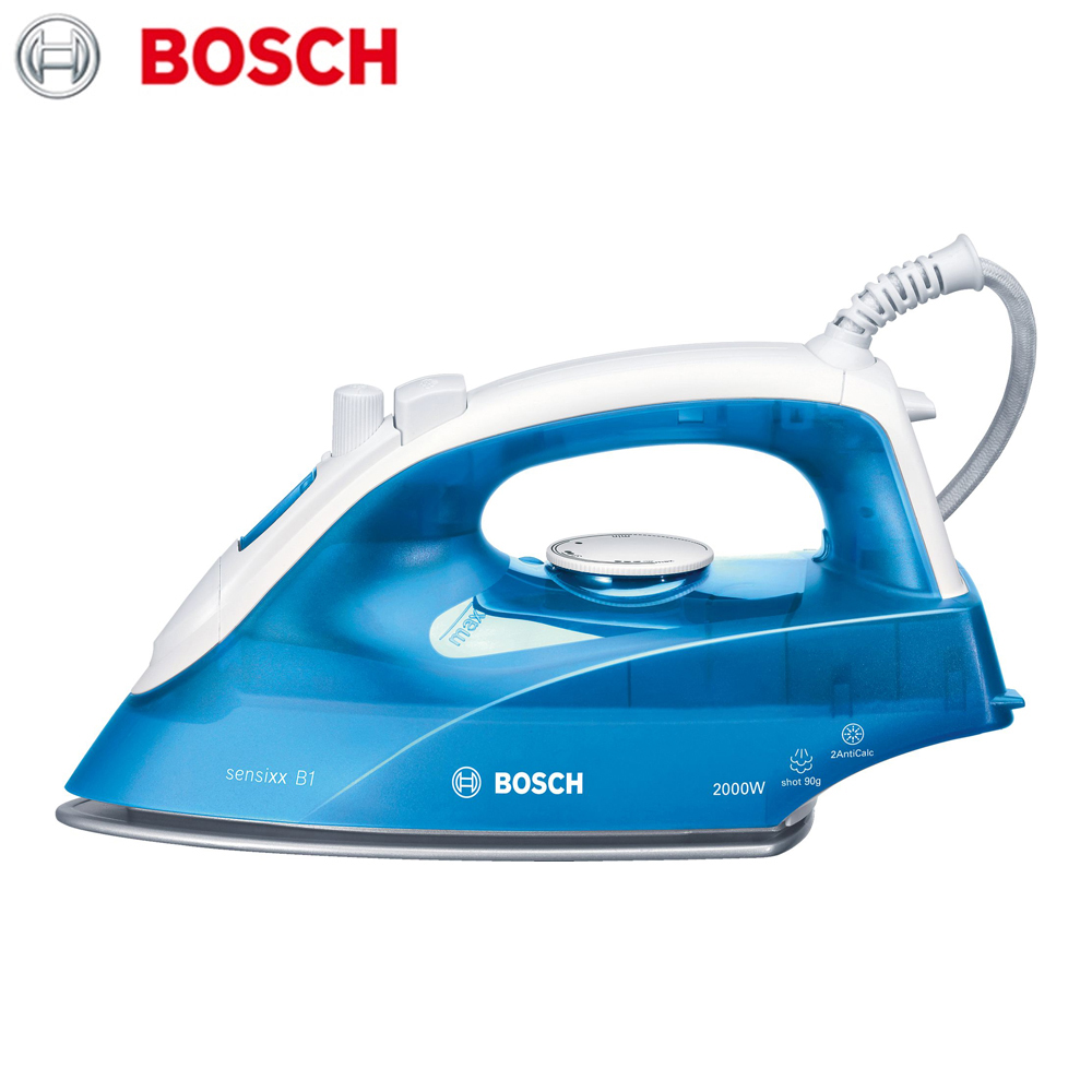 Electric Irons Bosch TDA2610  household appliances laundry steam iron ironing clothes утюг bosch tda2610