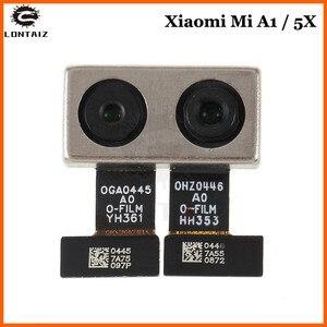 Image 1 - Original Für Xiaomi Mi 5X A1 Hinten Zurück und vorne Kamera Modul flex kabel ersatz