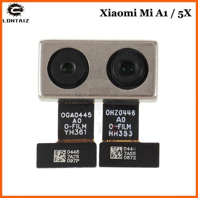 Original Für Xiaomi Mi 5X A1 Hinten Zurück und vorne Kamera Modul flex kabel ersatz