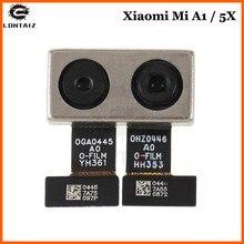 Originale Per Xiaomi Mi 5X A1 Posteriore Della Parte Posteriore e la parte anteriore del Modulo Della Macchina Fotografica del cavo della flessione di ricambio