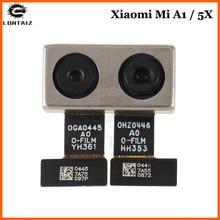 Originele Voor Xiaomi Mi 5X A1 Achter Back En Front Camera Module Flex Kabel Vervanging