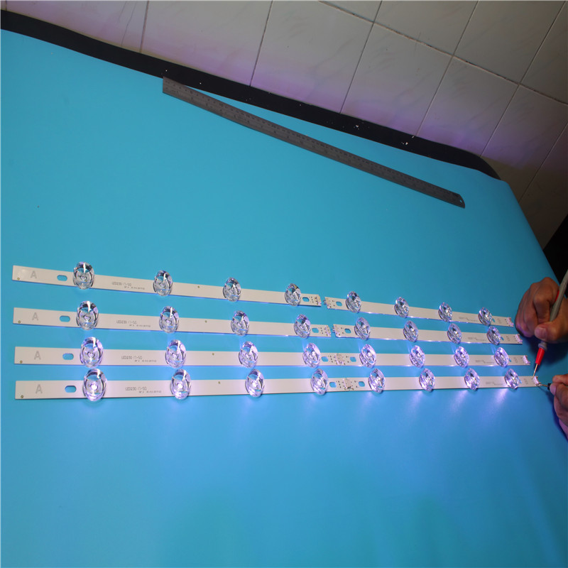 New 40 Pieces LED Backlight Strip Replacement Compatible For 39 Inch TV 39LB5800 390HVJ01 Innotek DRT 3.0 39 A B Type