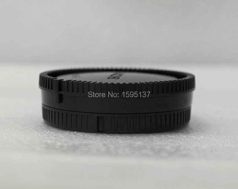 E-mount Caméra Corps Housse + Lentille Culot À Baïonnette pour SONY A7S A7M2 A7 A9 A7R A5000 A5100 A6000 A6300 A6500 NEX3 3N 5C 5N 5R 5 T 6 7