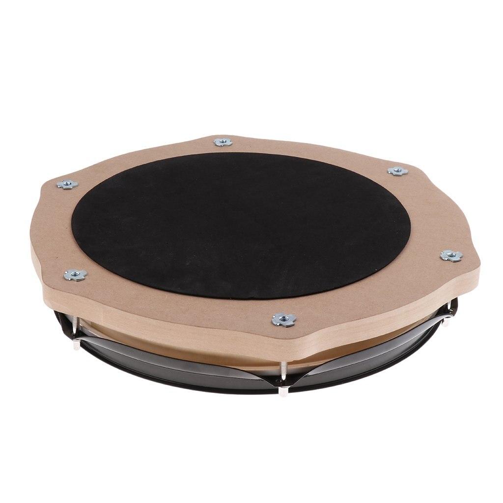 12 дюймов бесшумный ударный музыкальный инструмент для тренировки Обучающие Игрушки для раннего развития для детей ясельного возраста - 5
