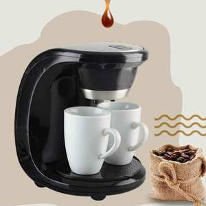 Makers Espresso-Machine Drip-Coffee Steam Electric Travel Outdoor Portable Automatic