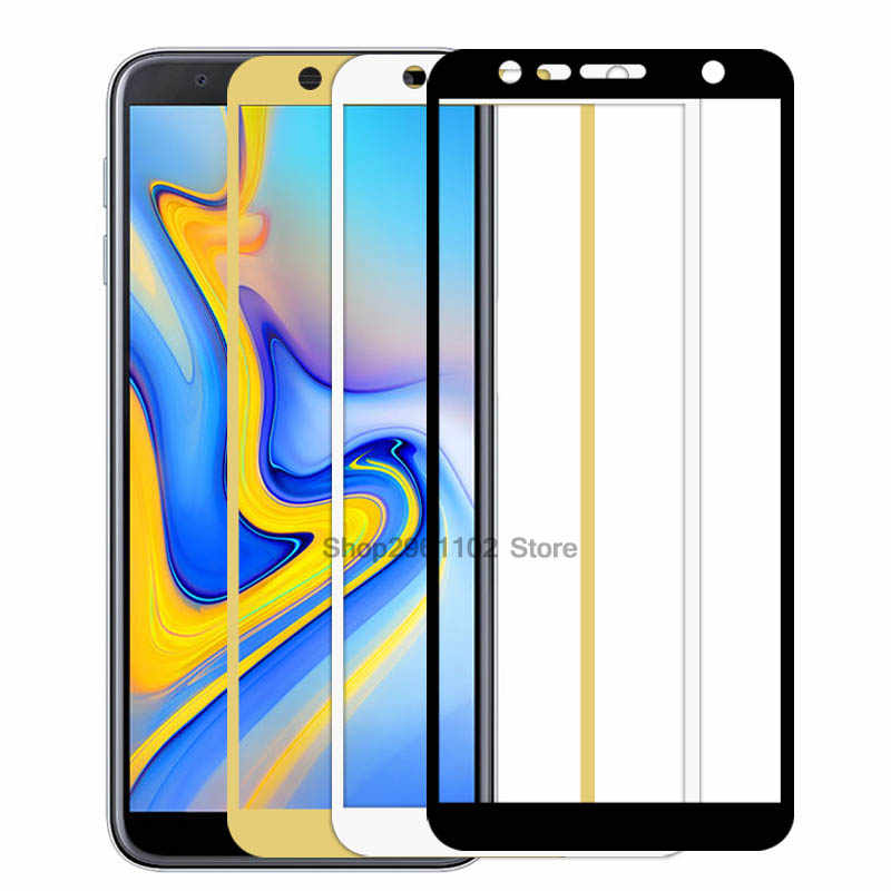 Protective Glass For Samsung j5 2016 J7 j3 J2 Pro A3 A5 A7 A9 Star J4 J6  2018 PLUS Tempered Glas Case On The Galaxy j 4 5 6 Film