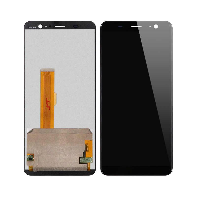 شاشة عرض LCD لهاتف HTC U11 + U11 Plus وشاشة لمس 6.0 بوصة مجموعة محول رقمي لشاشة HTC U11 + U11 Plus + أدوات