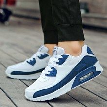 hot sale Men Running sports Shoes spring fall Popular Sneake