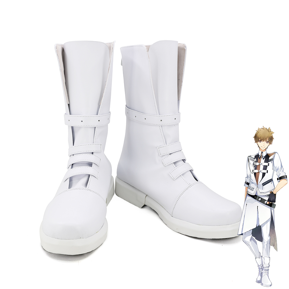 THE ANIMATION KANNADUKI IKU Cosplay Shoes Men Boots