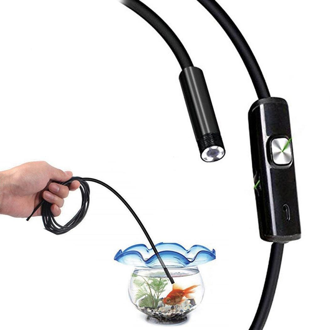 3 in 1 Practical Waterproof Industrial Endoscope USB Mini Camera USB 2.0, Type-C Android 5.5mm Inspection Camera 3cm-10cm3 in 1 Practical Waterproof Industrial Endoscope USB Mini Camera USB 2.0, Type-C Android 5.5mm Inspection Camera 3cm-10cm